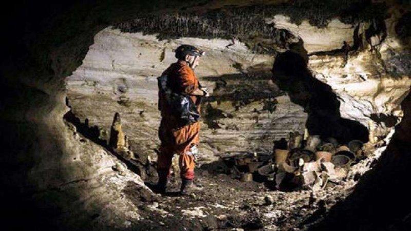 اكتشاف كنوز قديمة تعود لحضارة المايا