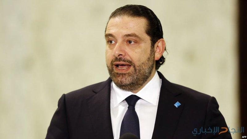 """الحريري: لا نرغب بالتصعيد مع """"اسرائيل"""""""