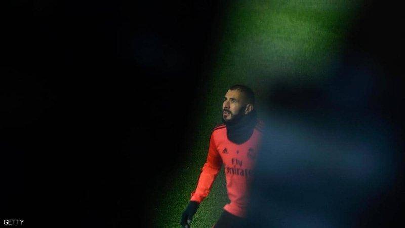 """ريال مدريد.. """"إحماء في ظلام دامس"""""""
