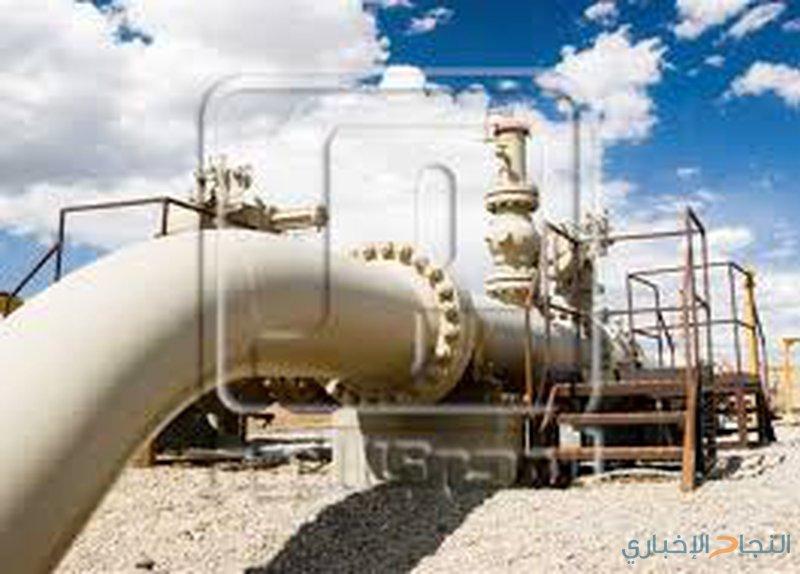 الغاز المصري في الأردن بداية 2019