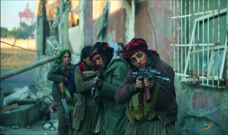 """نساء يواجهن تنظيم الدولة بالعراق..فيلم """"بنات في الشمس"""""""