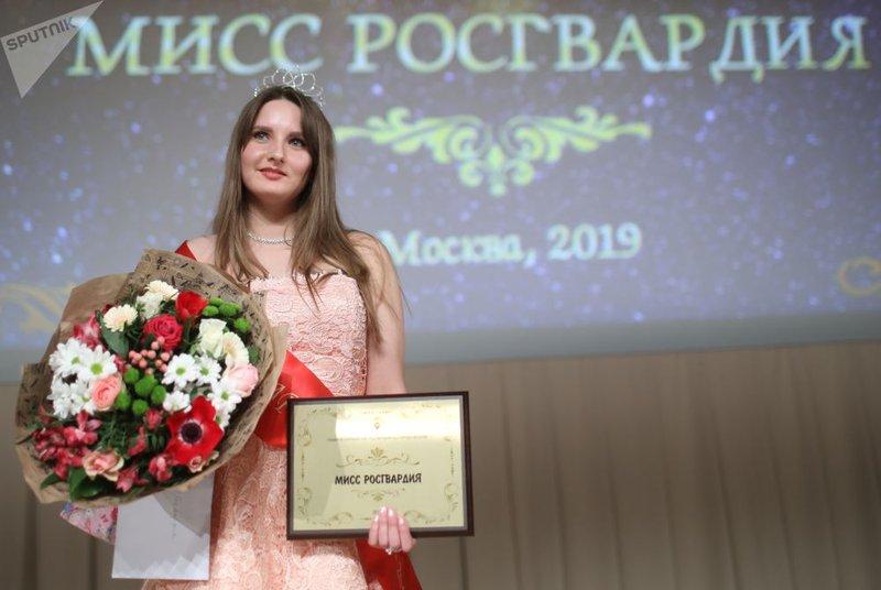 ملكة جمال الحرس الوطني الروسي لعام 2019