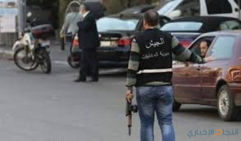 """المخابرات اللبنانية توقف فلسطيني بـ""""البداوي"""""""