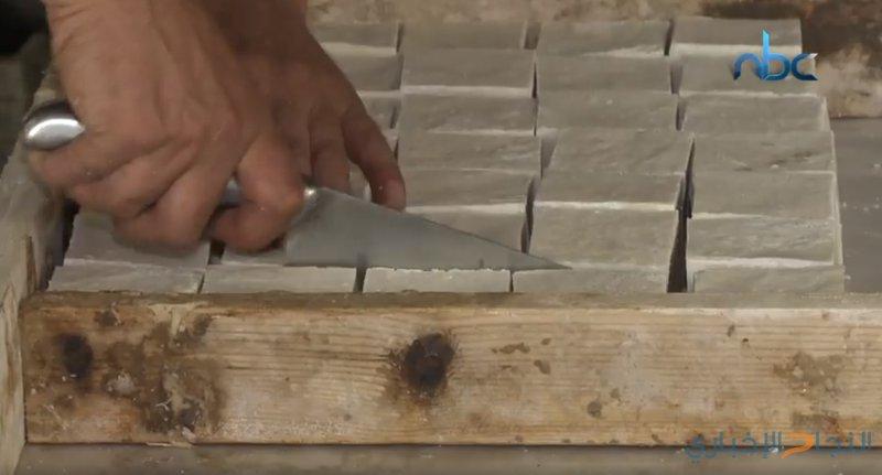 بالفيديو.. صناعة الصابون في برقة