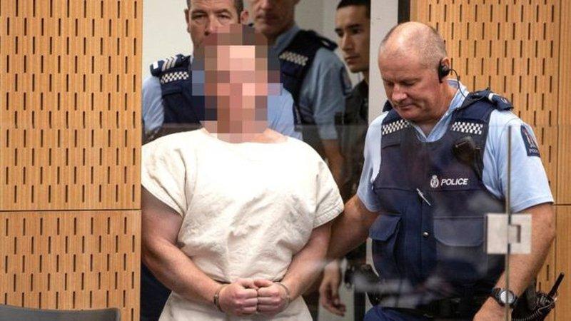 هجوم نيوزيلندا: المتهم يمثُل أمام المحكمة