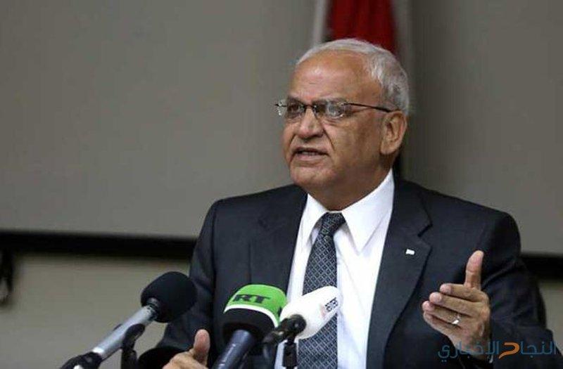 عريقات :الدول العربية لن تطبع علاقاتها مع إسرائيل