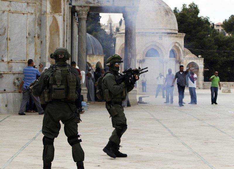 المشيخة الإسلامية في الجبل الأسود تدين العنف الإسرائيلي في الأقصى