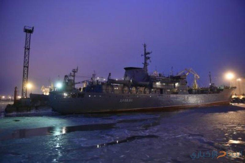 روسيا ترفع الحظر جزئيا عن موانئ أوكرانية ببحر آزوف