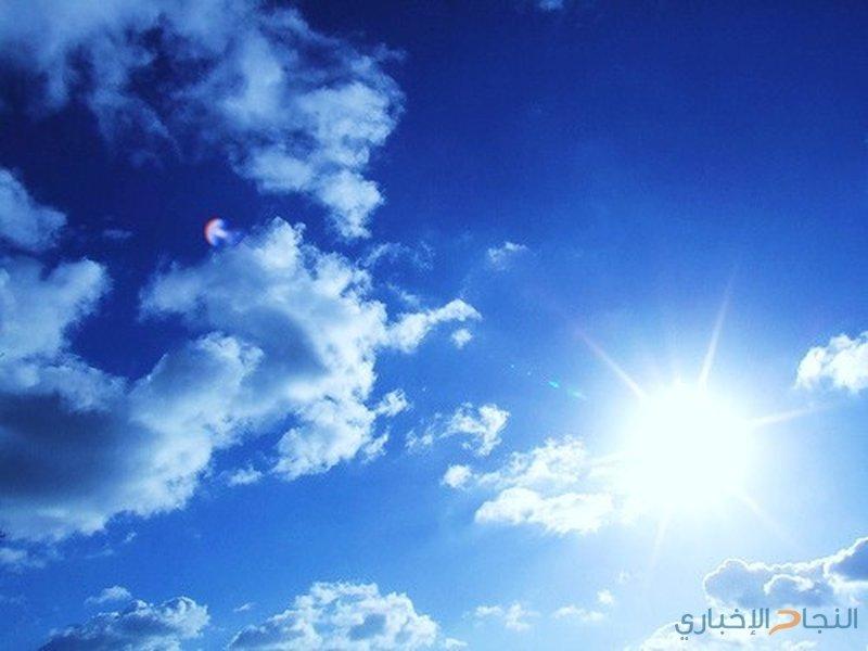الطقس: توالي ارتفاع درجات الحرارة حتى الثلاثاء
