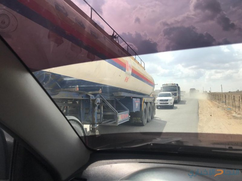 يعلق على دخول الوقود القطري إلى غزة