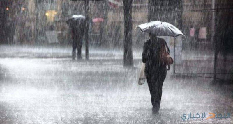 انخفاض على درجات الحرارة وتساقط للأمطار خلال الأيام القادمة