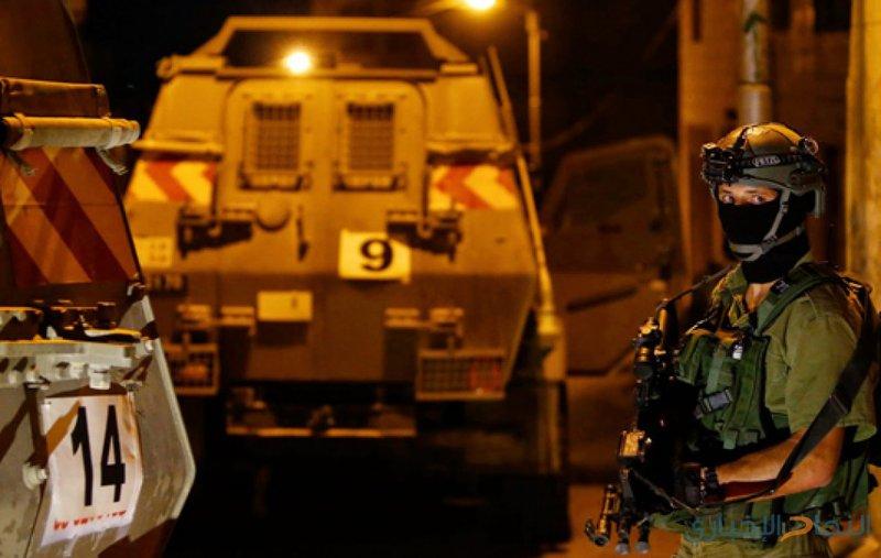 الاحتلال ينصب حواجز عسكرية على مداخل بلدة نحالين