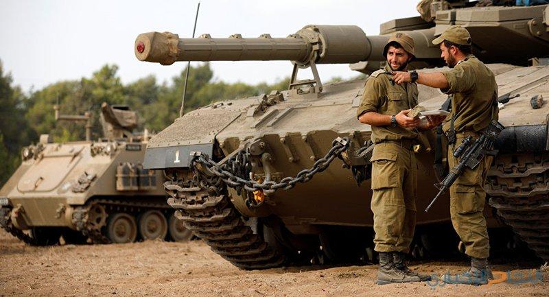 الاحتلال يعلن عن بدء عملية الدرع الشمالي قرب لبنان