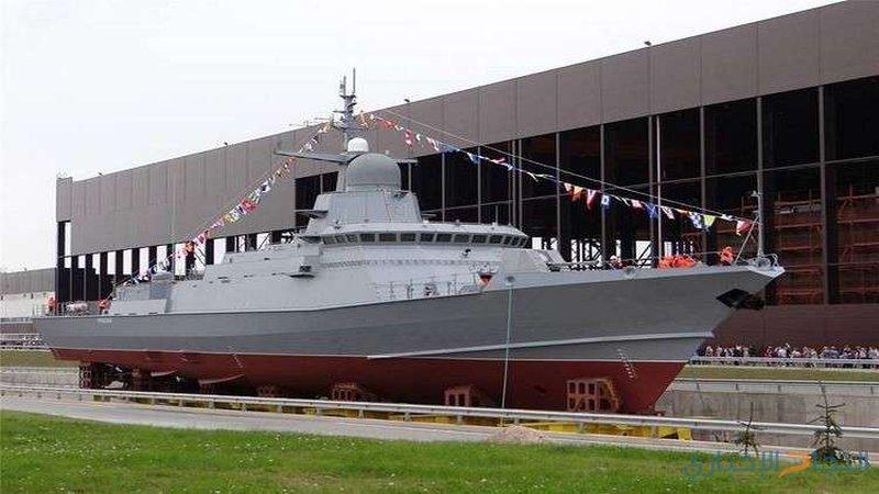 انتهاء اختبار سفينة أوراغان حاملة الصواريخ الفائقة