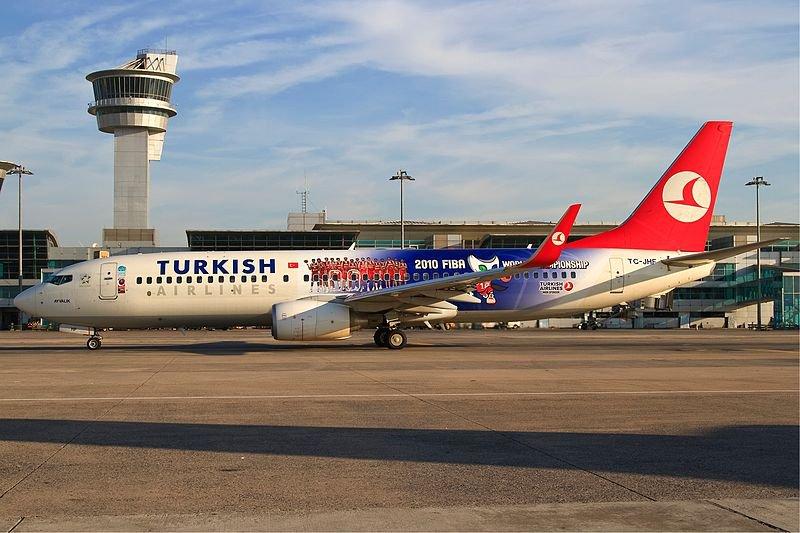 الخطوط الجوية التركية تعلن تعليق تشغيل طائرات بوينغ 737-8 ماكس