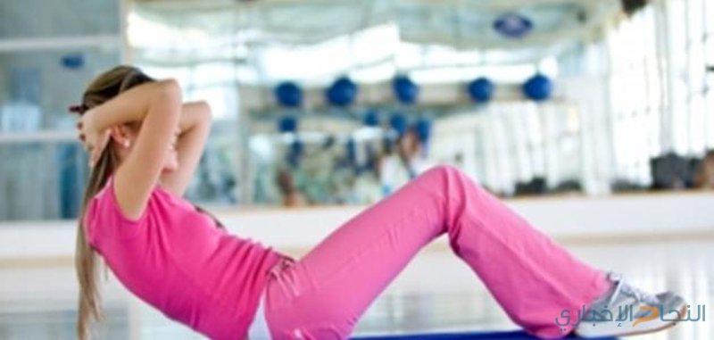 هذه التمارين البسيطة تحرق الدهون بدون مشقة