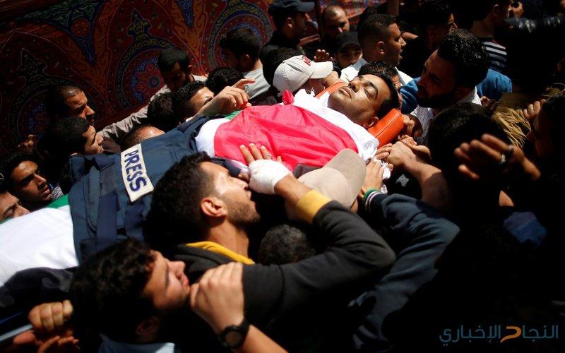 إدانات واسعة لتواصل جرائم الاحتلال بحق الصحفيين