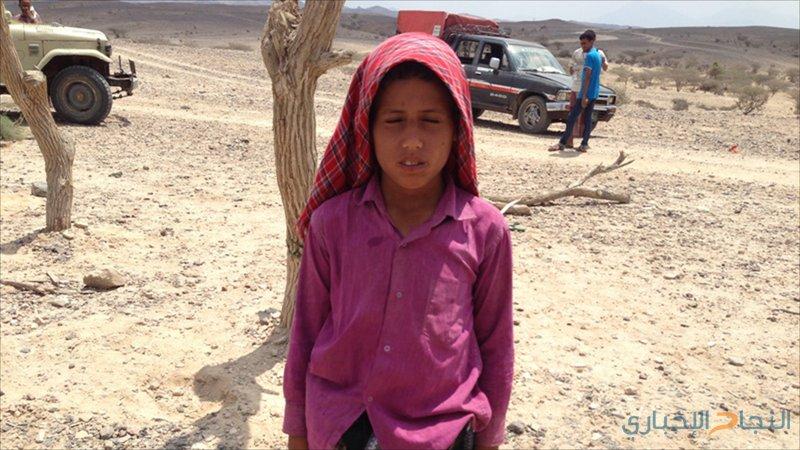 بلدة يمنية سكانها مبصرون ليلاً مكفوفون نهاراً