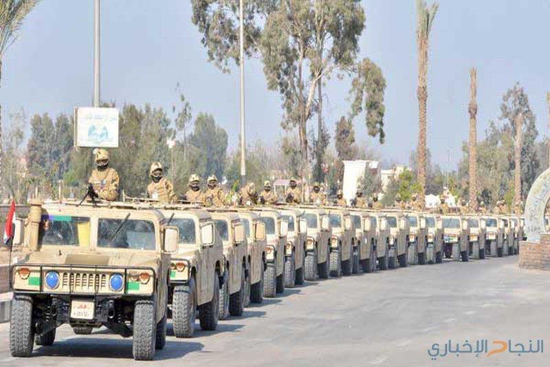 مصر تفرض حظر التجوال في بعض مناطق شمال سيناء