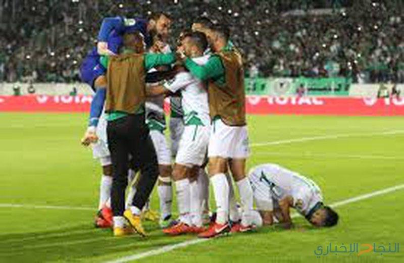 الرجاء البيضاوي المغربي يتوج بكأس الاتحاد الإفريقي