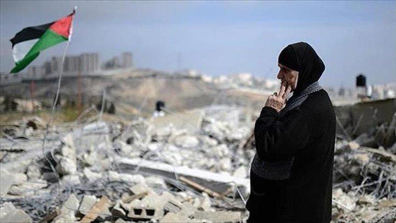 الوعري: سياسة هدم البيوت القصد منها استهداف المرأة الفلسطينية