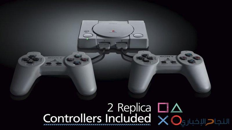 """سوني تحيي """"PlayStation"""" الكلاسيكية بتحفة تقنية"""