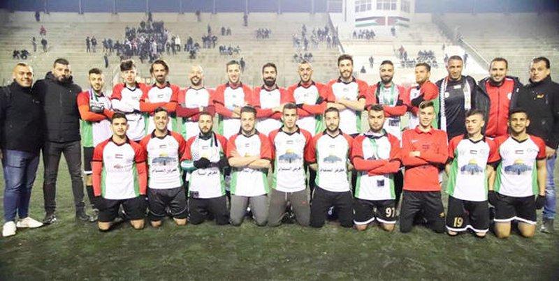 """دور الـ""""16"""" في بطولة كأس فلسطين ينطلق اليوم"""