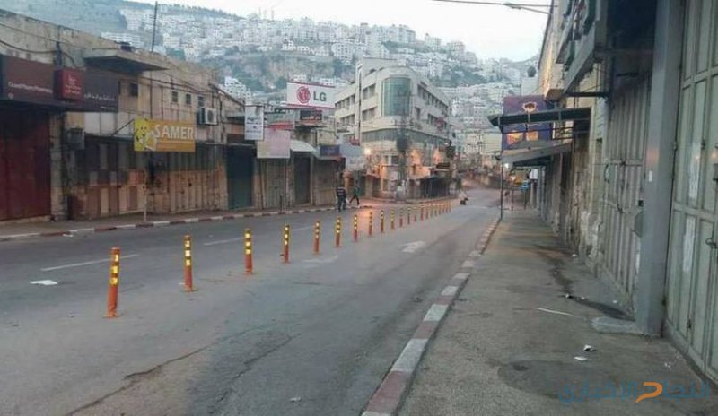 إضراب شامل يلف فلسطين غداً