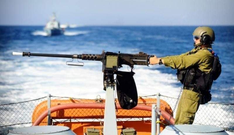 زوارق الاحتلال تفتح نيران أسلحتها على الصيادين شمال القطاع
