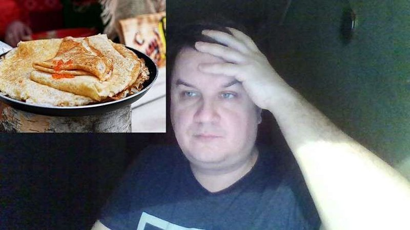وفاة رجل فاز بمسابقة أكل الفطائر في روسيا