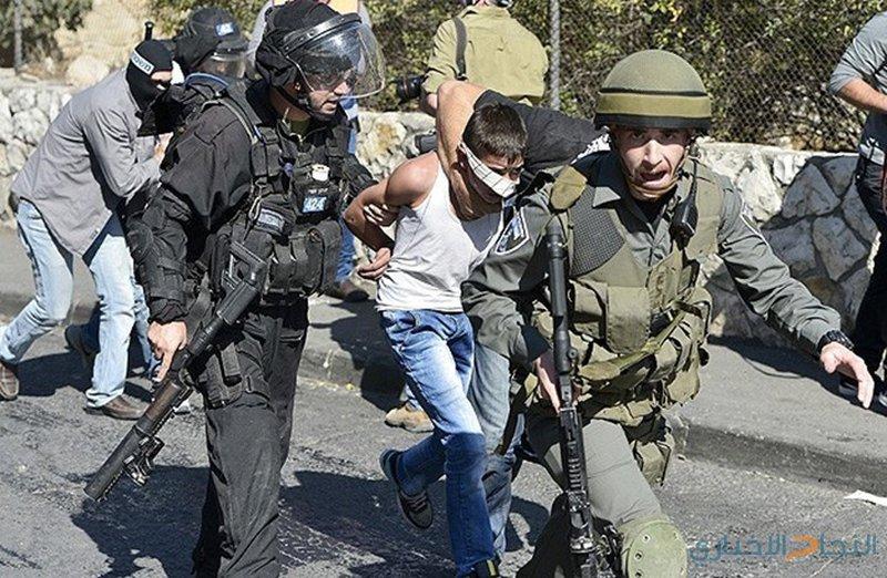 الاحتلال يعتقل طفلاً من العيسوية