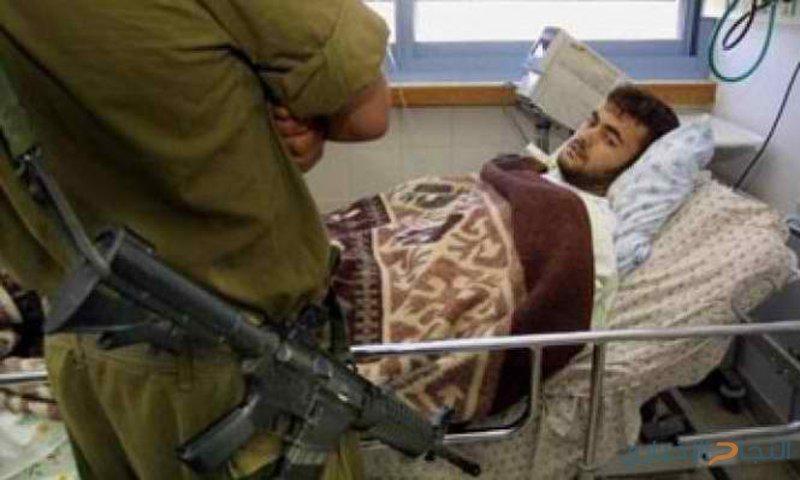 """إسرائيل تواصل سياسة الإهمال الطبي بحق الأسرى """"وحسام"""" تحذر"""