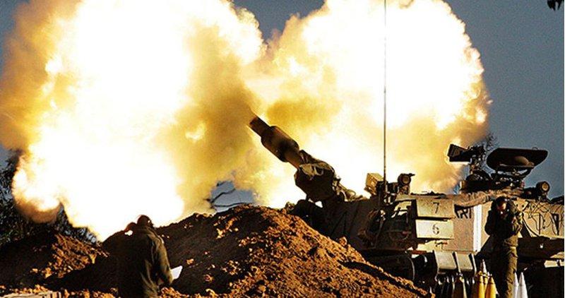 مدفعية الاحتلال تستهدف أرضا شرق رفح بقذيفتين