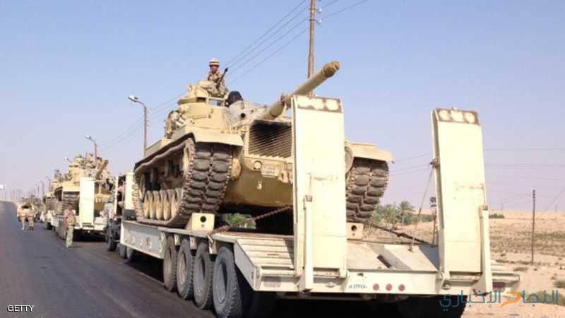 """مصر تستضيف تدريبا عسكريا عربيا """"غير مسبوق"""""""