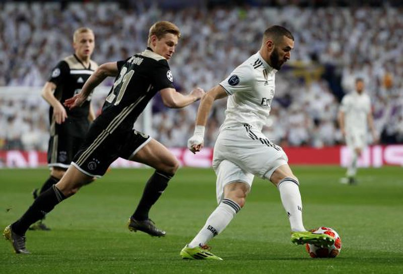 ريال مدريد يغادر أبطال أوروبا بفضيحة على ملعبه