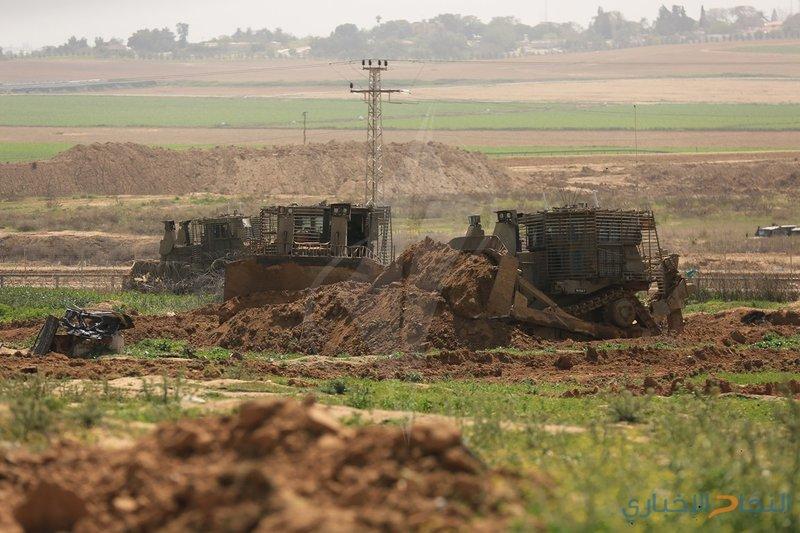 توغل محدود لآليات الاحتلال شمال غزة