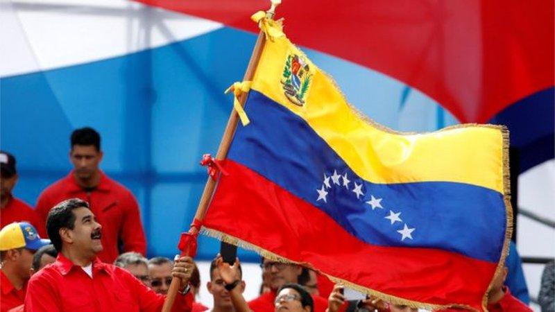 طرد السفير الألماني من فنزويلا بعد استقباله غوايدو