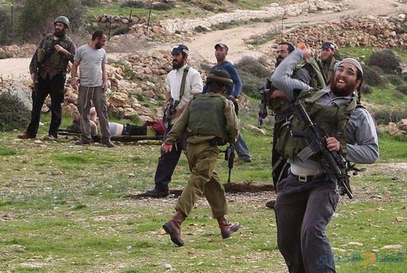 بيت لحم: مستوطنون يرشقون مركبات المواطنين بالحجارة