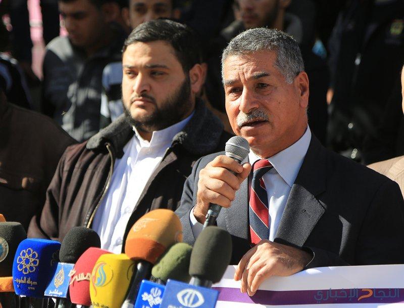 أبو ظريفة ينفي تجميد المسيرات ويكشف عن تغييرات