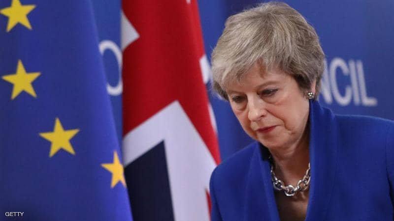 ماي: بريطانيا قد لا تخرج أبدا من الاتحاد الأوروبي