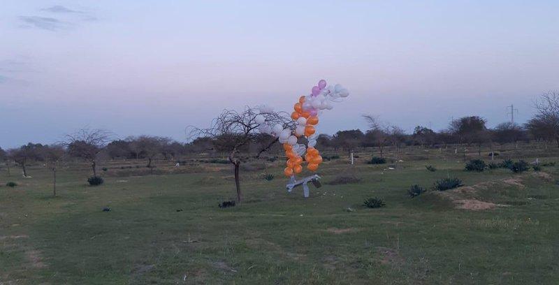 """الاحتلال يزعم سقوط عدد من البالونات الحارقة قرب مستوطنة""""أشكول"""""""