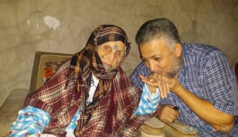 """وفاة أكبر معمرة في """"عين الحلوة"""" عن عمر يناهز ال 120 عاما"""