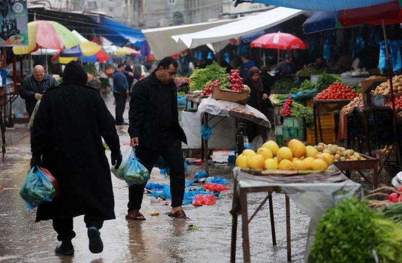الإحصاء:الطعام يشكل ثلث إنفاق المستهلك