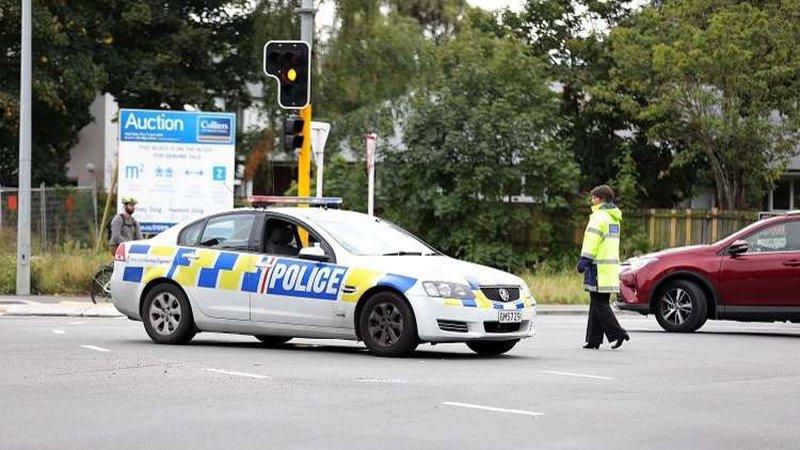 الشرطة تغلق جميع المساجد في نيوزيلندا