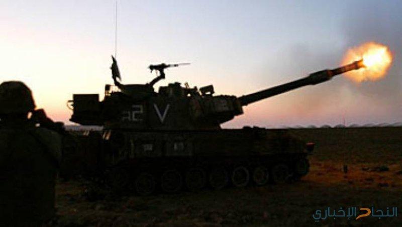 مدفعية الاحتلال تستهدف مواقع للمقاومة شرق قطاع غزة