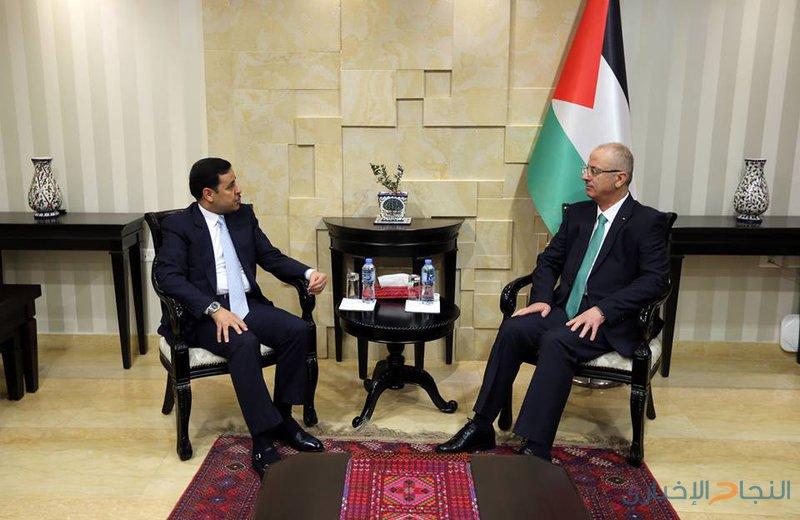 الحمدالله يعزي الأردن بضحايا حادثة البحر الميت
