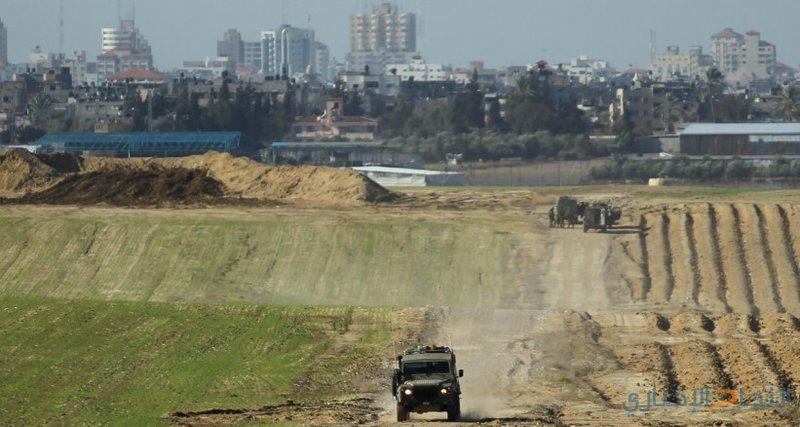 قصف مدفعي- الاحتلال: إطلاق نار على دورية شرق القطاع