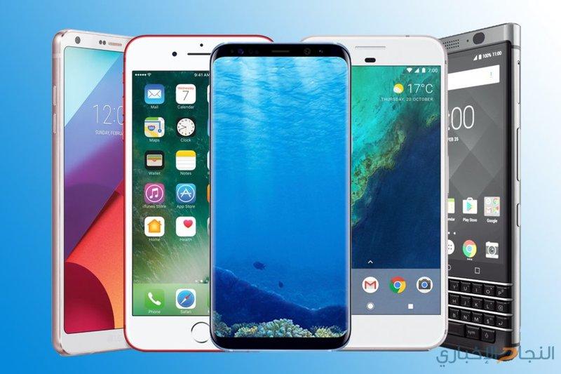 أفضل 3 هواتف في تقييم المستخدمين