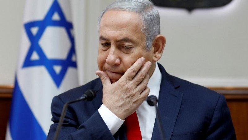 نتنياهو يعقد جلسة بعد زعمه إطلاق صواريخ من غزة على تل أبيب