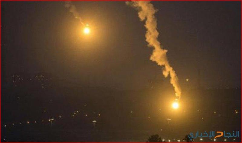 الاحتلال يطلق النار وقنابل انارة شرق خانيونس